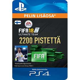 FIFA 18 - 2200 Points (PS4)