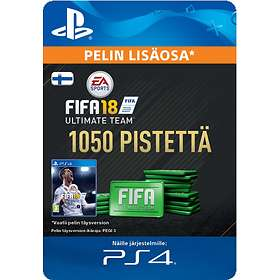 FIFA 18 - 1050 Points (PS4)