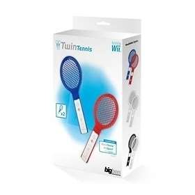 Bigben Interactive Tennis Racket Twin Pack (Wii)