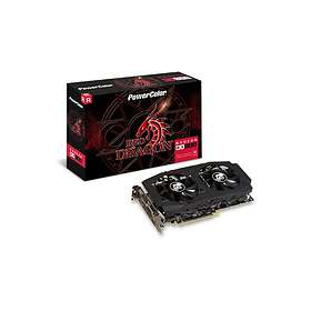PowerColor Radeon RX 580 Red Dragon V2 HDMI 3xDP 8GB
