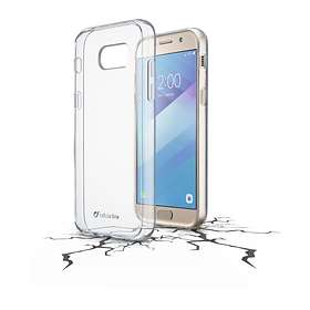 Cellularline Clear Duo for Samsung Galaxy A5 2017