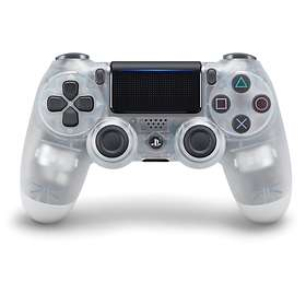Sony DualShock 4 V2 - Crystal (PS4) (Original)