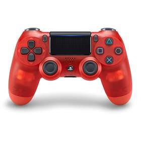 Sony DualShock 4 V2 - Red Crystal (PS4) (Original)