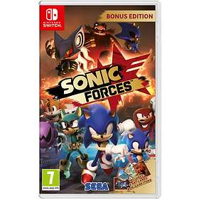 Sonic Forces - Bonus Edition