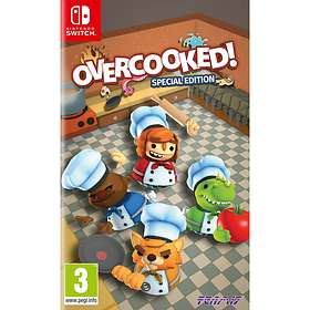 Overcooked! - Special Edition (Switch)