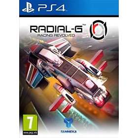 Radial-G: Racing Revolved (VR)