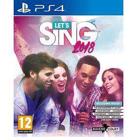 Let's Sing 2018 (incl. 2 Microphones)