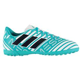 promo code a20b4 f3b97 Find the best price on Adidas Nemeziz Messi 17.4 TF (Jr)   Football Boots    Compare deals on PriceSpy UK