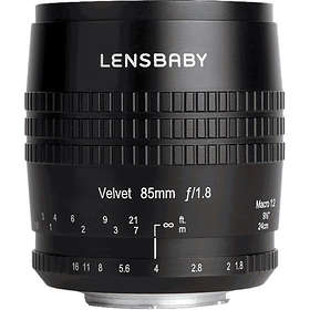 Lensbabies Lensbaby Velvet 85/1,8 for Sony A
