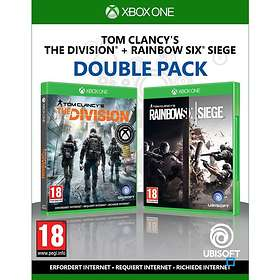 Tom Clancy's The Division + Rainbow Six Siege - Double Pack