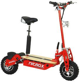 Nitrox El-scooter 2000W