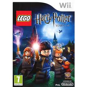 Lego Harry Potter: Years 1-4 (Wii)