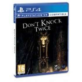Don't Knock Twice (VR) (PS4)