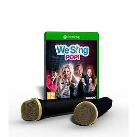 We Sing: Pop! (incl. 2 Microphones)
