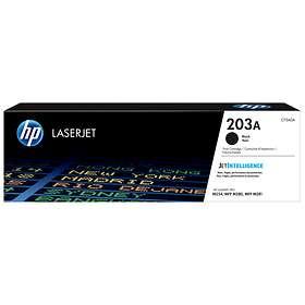 HP 203A (Sort)