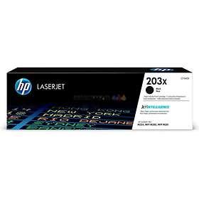 HP 203X (Svart)