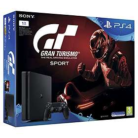 Sony PlayStation 4 Slim 1TB (+ Gran Turismo Sport)