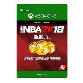 NBA 2K18 - 35,000 VC (Xbox One)