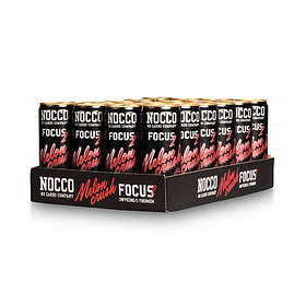 NOCCO Focus 2 330ml 24-pack