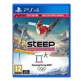 Steep - Road to the Olympics