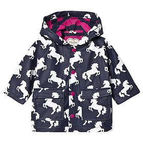 Hatley Horse and Apple Raincoat (Jente)