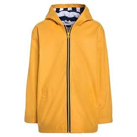 Hatley Yellow Fleece Raincoat (Jr)