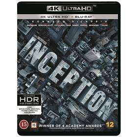 Inception (UHD+BD)