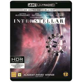 Interstellar (UHD+BD)