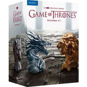 Game of Thrones - Sesong 1-7