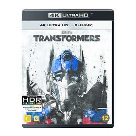 Transformers (2007) (UHD+BD)