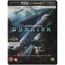 Dunkirk (UHD+BD)