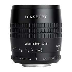 Lensbabies Lensbaby Velvet 85/1,8 for Nikon