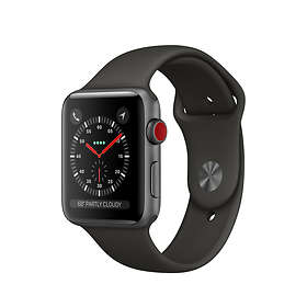 Apple Watch Series 3 4G 42mm Aluminium with Sport Band