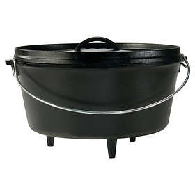 Lodge 8 Quart Deep Camp Dutch Oven (30cm)