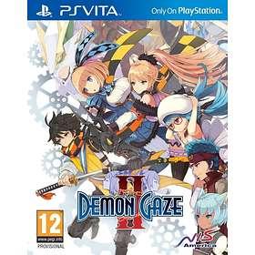 Demon Gaze II (PS Vita)