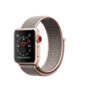 Apple Watch Series 3 4G 38mm Aluminium with Sport Loop