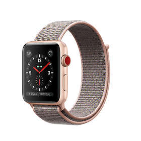 Apple Watch Series 3 4G 42mm Aluminium with Sport Loop