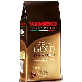 Kimbo Aroma Gold Arabica 1kg (hela bönor)