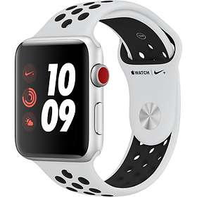Apple Watch Series 3 4G Nike+ 42mm Aluminium with Nike Sport Band