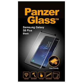 PanzerGlass Case Friendly Screen Protector for Samsung Galaxy S8 Plus