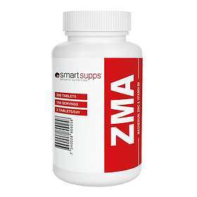 SmartSupps ZMA 300 Tabletit