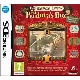 Professor Layton and Pandoras Box (DS)
