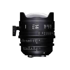 Sigma CINE 14/2,0 for Canon