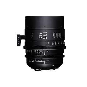 Sigma CINE 135/2,0 for Canon