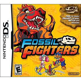 Fossil Fighters (DS)