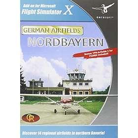 Flight Simulator X Expansion: German Airfields 9 - Northern Bavaria