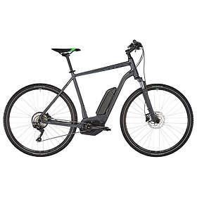 Cube Bikes Cross Hybrid Pro 400 2018 (Elcykel)