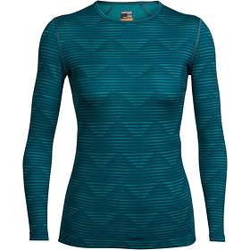 Icebreaker Oasis Crewe Diamond Line LS Shirt (Naisten)