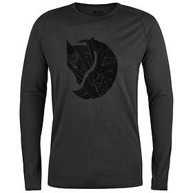 Fjällräven Abisko Trail Print SS Shirt (Herre)