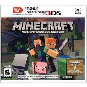Minecraft: New Nintendo 3DS Edition (3DS)